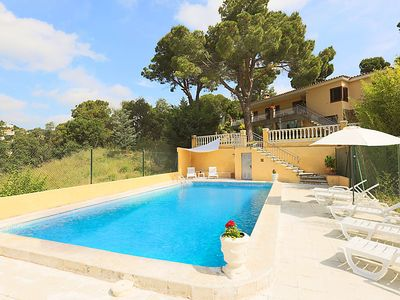 Photo for Vacation home Monica  in Calonge, Costa Brava - 9 persons, 5 bedrooms