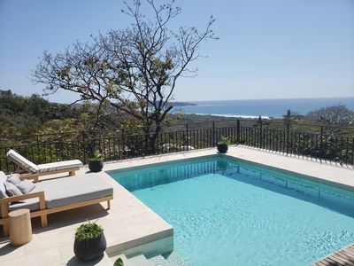 Photo for Casa Aves: Comfortable and beautifully designed home with uninterrupted views of the Pacific Ocean