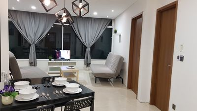 Photo for *Sunny & Stylish* Apartment in KLCC Twin Tower / KL City Centre
