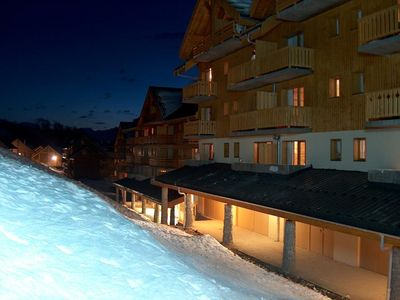 Photo for Apt 35 m2 comfortable 6 persons Foot of the slopes /