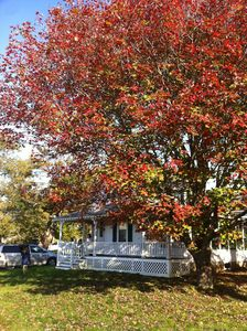 Fall in Harpswell