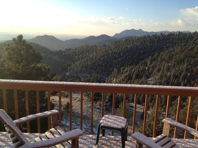 Photo for Front Range Mountain Getaway
