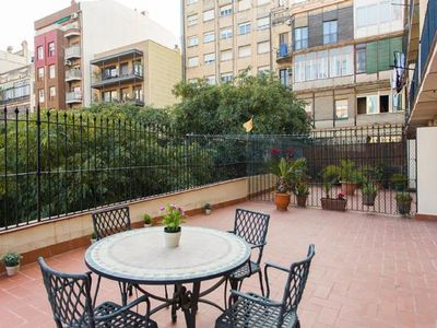 Photo for 3BR Apartment Vacation Rental in Barcelona, Barcelona