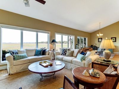 Photo for Elegantly Updated Condo With Serene Marsh Views!