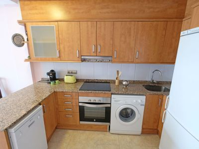 Photo for Apartment Luisa in L'Ampolla - 5 persons, 3 bedrooms