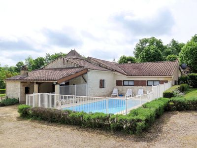 Photo for Vacation home La Tuilerie (SAX400) in saint Matré - 6 persons, 3 bedrooms