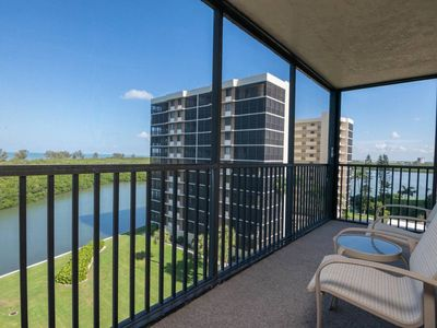 Photo for *Amazing 7th Floor - Corner Unit with Spectacular Views and Walk to the Beach!*
