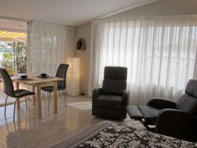 Photo for Casas Sitori apartment 6 in small private complex on the beach!