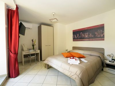 Photo for 4BR Apartment Vacation Rental in Napoli