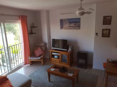 Photo for 2 bedroom apartment in Benimantell-Guadalest