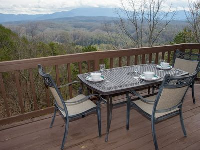 Great View, close to Dollywood, Pigeon Forge and Gatlinburg