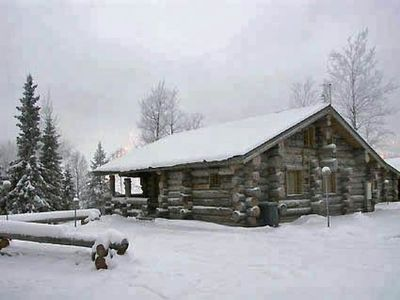 Photo for Vacation home Milla-ruka in Kuusamo - 8 persons, 4 bedrooms