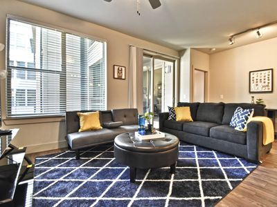 Photo for Brand New 2BD/2BT Corporate Apt with parking