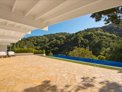 Photo for Charming Beverly Hills Retreat With Infinity Pool, Movie Theater, and More!