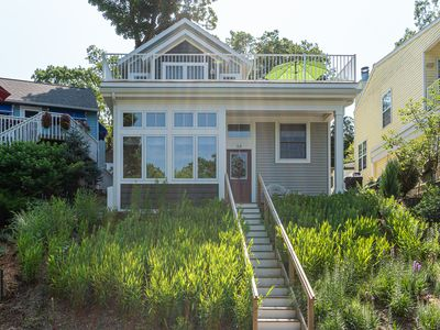 Photo for Second Sandbar: 4 BR Highland Park home in Grand Haven (Sleeps 7)