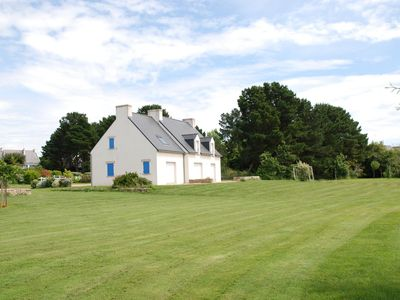 Photo for House with large peaceful garden. Beaches nearby. Near the Trinité-sur-Mer