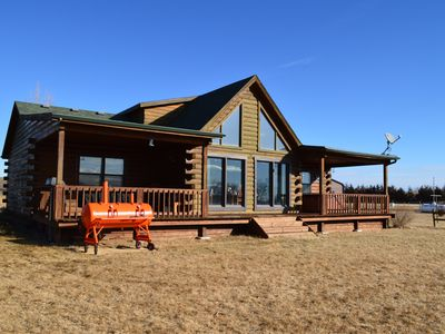 Photo for Parker Lake House and Hunting Retreat