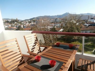 Photo for Apartment Hendaye, studio flat, 3 persons