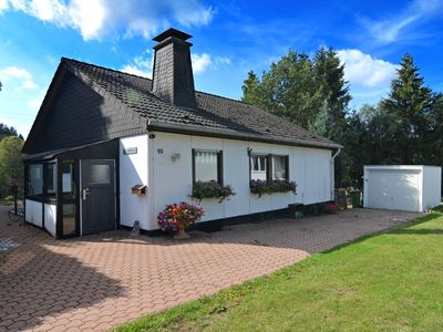 Photo for Beautiful, detached holiday home near Winterberg with wooden stove