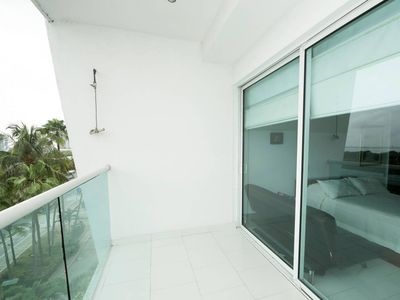 Photo for 1BR Corporate Apartment Vacation Rental in Cartagena