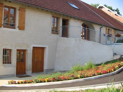 Photo for Great cottage with wheelchair accessibility in the heart of the Doubs