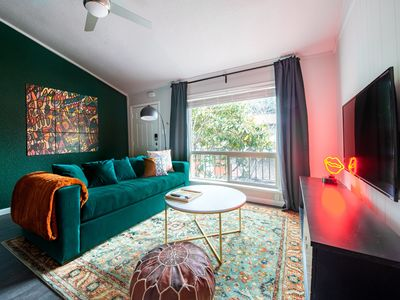 Photo for WanderJaunt | Verne | 2BR | Zilker