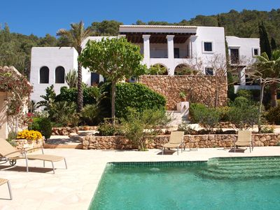 Photo for A splendid, comfortable Finca style country house with a unique atmosphere.