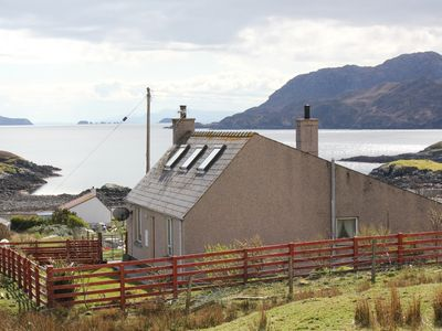 Photo for Shiantview Cottage - Magnificent Sea Views