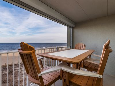 Photo for Updated Oceanfront in N. Ocean City - Free Wi-Fi & Great Views!