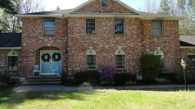 Photo for Beautiful 4 Bedroom Home With Pool, Sunroom, And Spacious Property