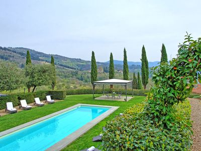 Photo for Villa Cerchi – Exclusive Villa near Florence