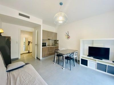 Photo for Apartment Propriano, studio flat, 2 persons