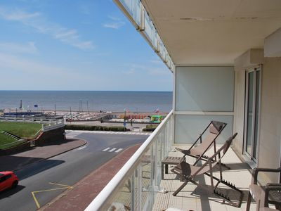 Photo for F2 APARTMENT SEA VIEW AND ACCESS - BRIGHT - LARGE TERRACE