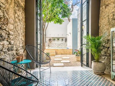 Photo for WONDERFUL CHARMING HOUSE, TASTEFULLY DECORATED, HISTORICAL CENTRE