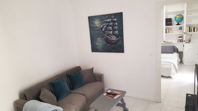 Photo for Charming apartment F2 in the center of Ajaccio