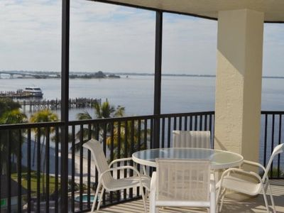 Photo for Corner condo at Sanibel Harbour - Fully Renovated