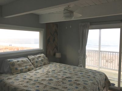 Photo for Brand New Listing! Oceanfront Beauty!  Ocean views all the way to Rehoboth!