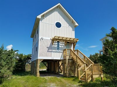 Photo for Beach Nut Bungalow:  Two bedroom home in Pamlico Point