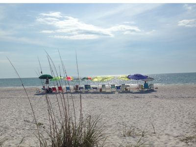 Photo for Pass A Grille (4 blocks S. Don Cesar, 1 house to beach, Pool)