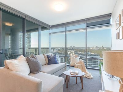 Photo for 2BR Apartment Vacation Rental in Sydney Olympic Park, NSW