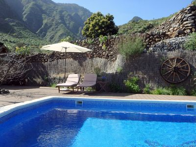 Photo for Romantic luxury Finca with pool, sea view, Jacuzzi, free WIFI