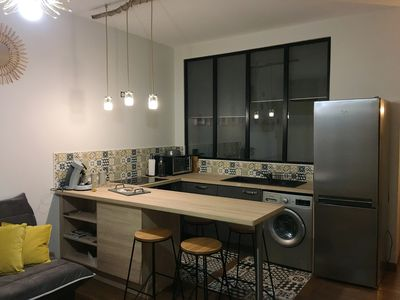 Photo for Homerez last minute deal - Apartment with one bedroom in Dijon
