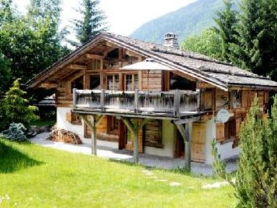 Photo for 5BR Chalet Vacation Rental in Les Houches, Auvergne-Rhône-Alpes