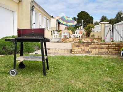 Photo for Ideal house for invigorating family holidays in Brem-sur-Mer