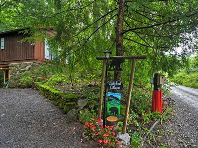 Photo for 2BR Candler Cottage w/Serene Views!