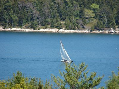 Photo for Wonderful views of Somes Sound and Sargent Mountain