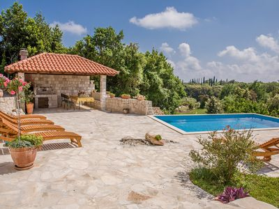Photo for Villa Sun - charming villa with swimming pool,large garden and full privacy