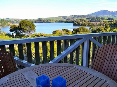Photo for Kaitoke on the Bay - Raglan Holiday Home
