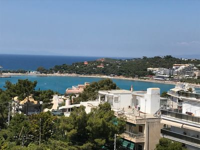Photo for Athens Riviera- Chic Vouliagmeni -- TOP LOCATION Terpsihoris St 500 m from beach