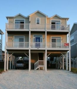 Photo for E2 370 Spacious home with decks, views, private pool and much more the perfect week at the beach